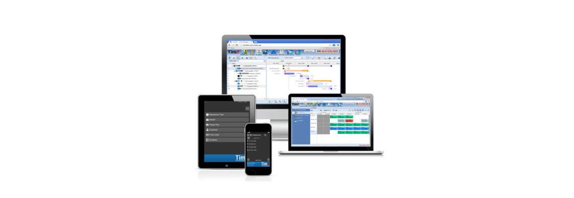 Zeiterfassungssysteme für Projekte und Kundenaufträge