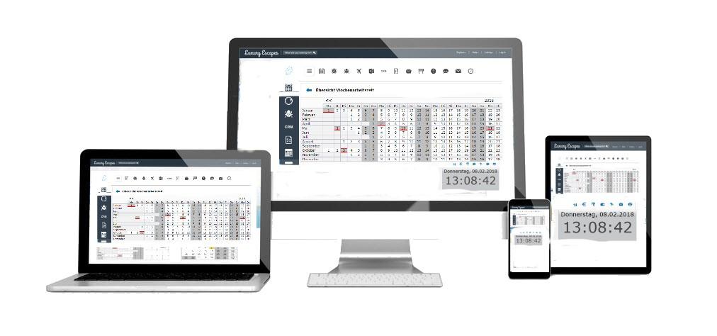 Zeiterfassungssoftware für Spätschicht und Nachtschicht
